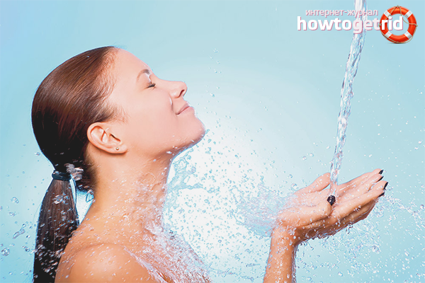 Как принимать душ или ванну с нарощенными ресницами
