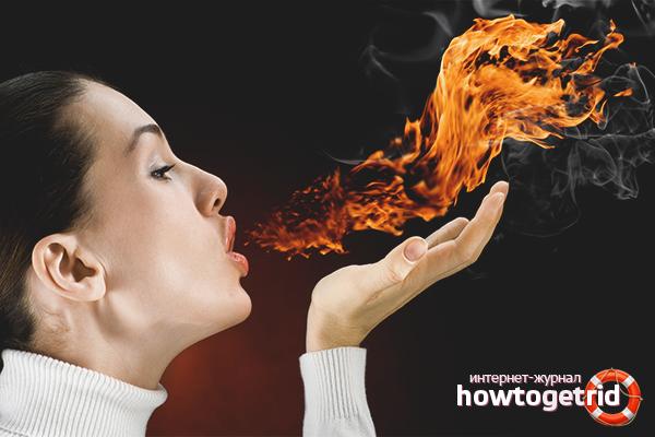 Как защитить себя от изжоги
