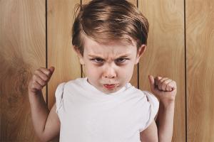 Нервный и непослушный ребенок