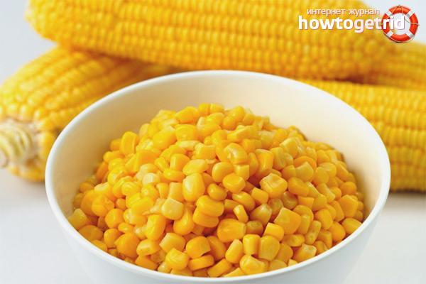 Польза консервированной кукурузы для беременных