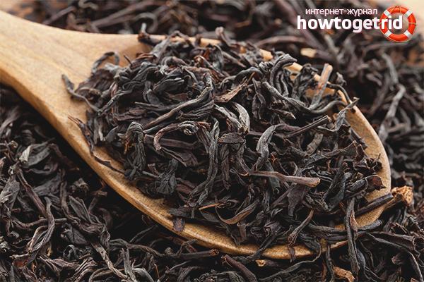 Тонкости выбора чёрного чая