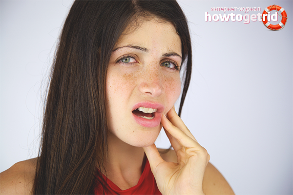 Чем снять зубную боль