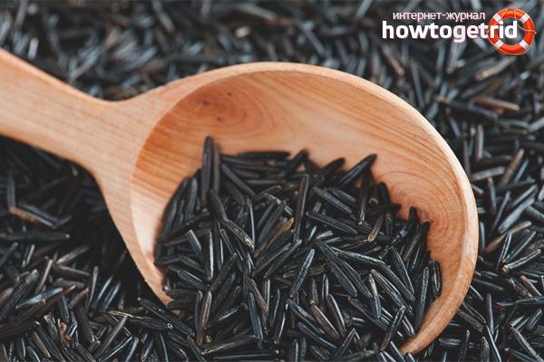 Как готовить дикий рис правильно