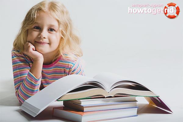 Как мотивировать ребенка к чтению