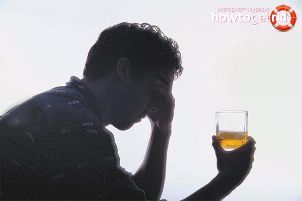 Как снять психологическую тягу к выпивке