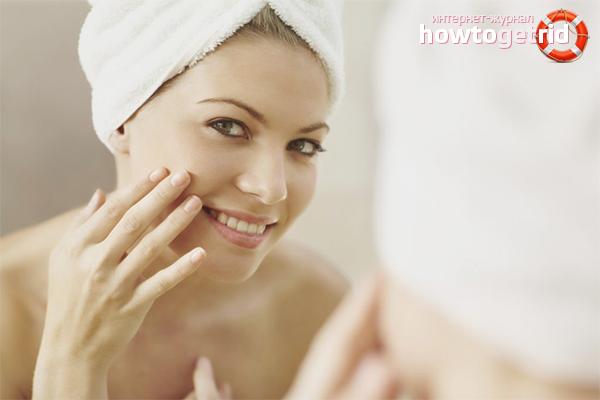 Как ухаживать за разными типами кожи
