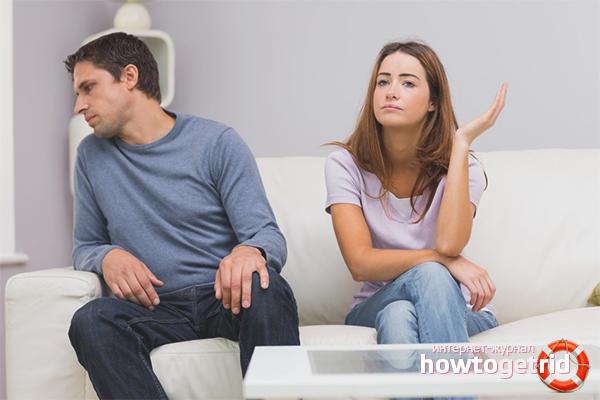 Муж не признаётся в измене