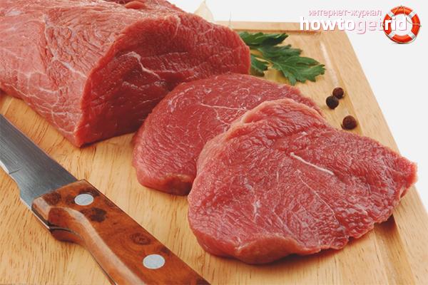 Польза и вред говядины при похудении
