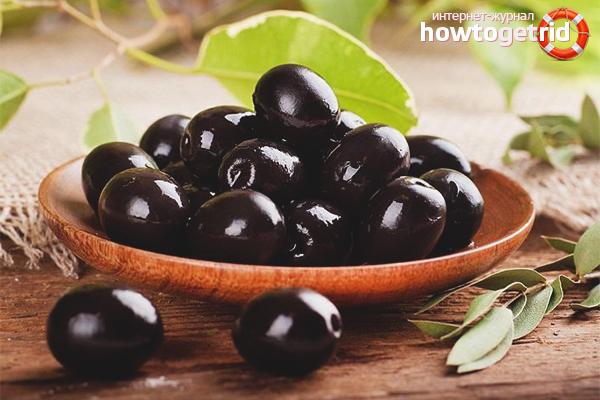 Польза маслин в медицине