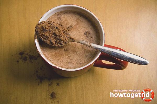 Сколько можно пить какао при беременности