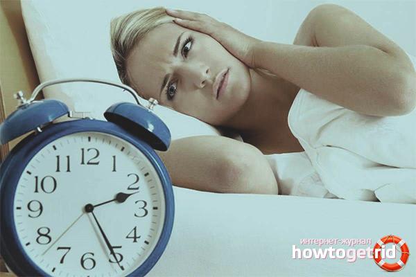 Восстановление сна после запоя