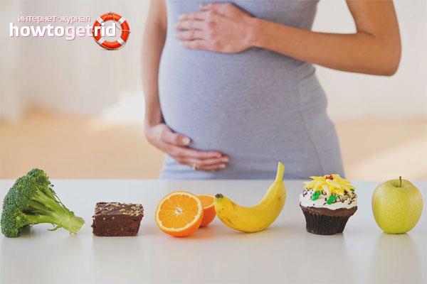 Как питаться при беременности, чтобы не потолстеть