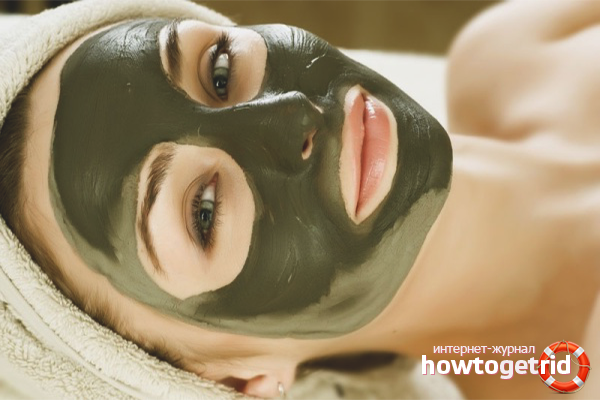 Лечение шелушения кожи лица