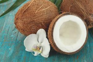 Польза и вред кокоса