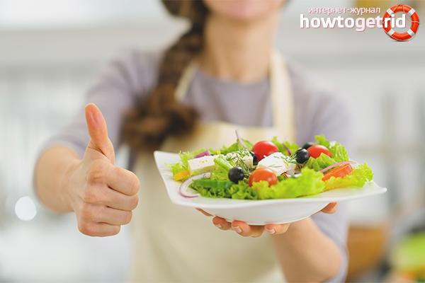 Правила питания в борьбе с урчанием живота