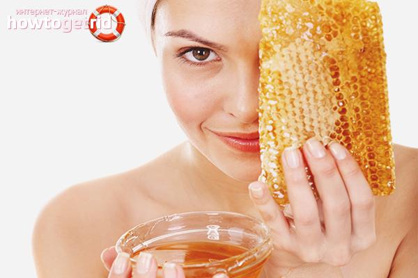 Рецепты медовых масок для лица