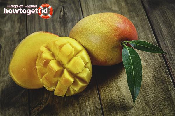 Выбор манго