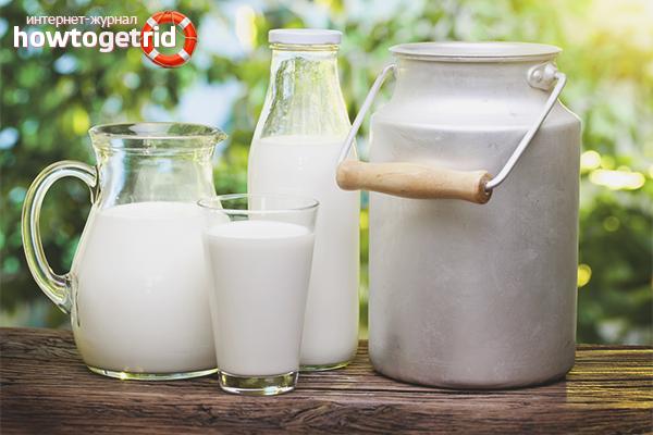 Польза и вред козьего молока