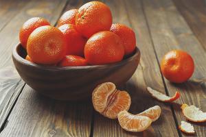 Польза и вред мандарин