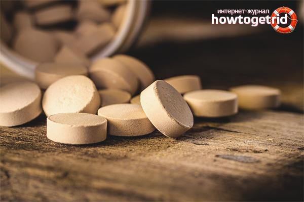 Польза и вред пивных дрожжей в таблетках