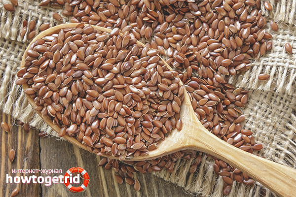 Польза и вред семян льна