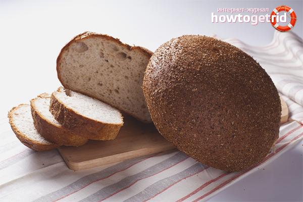Польза отрубного хлеба для беременных