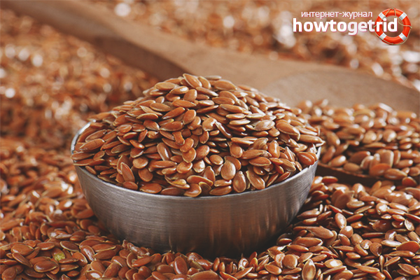 Польза семян льна для иммунитета