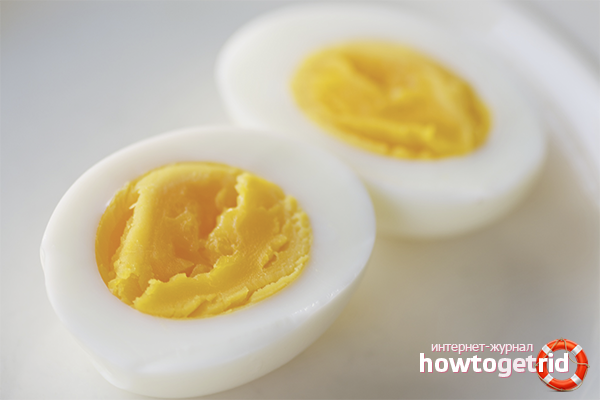 Польза варёных яиц для мужчин
