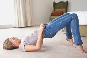 Что сделать, чтобы джинсы сели на нужный размер