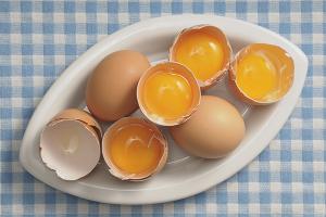 Яйцо для волос