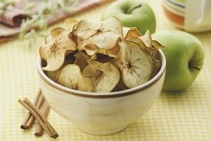 Как сделать яблочные чипсы