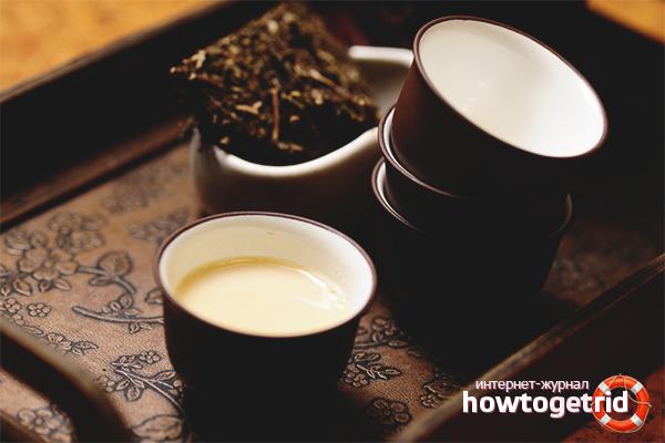 Польза и вред калмыцкого чая