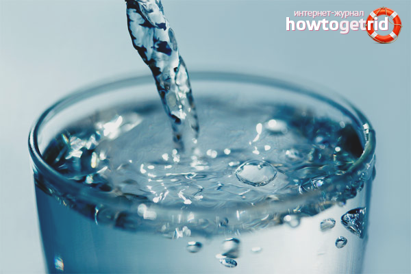 Польза и вред талой воды