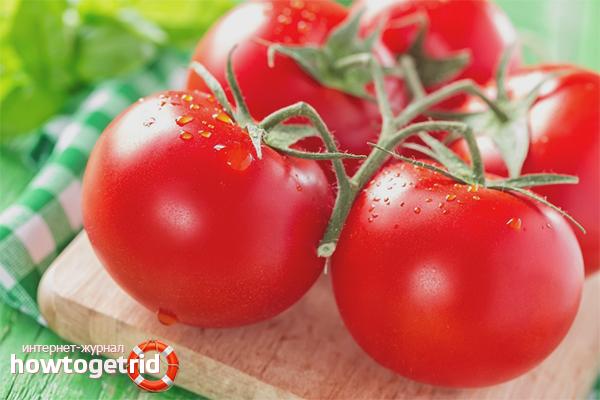 Польза помидоров для мужчин