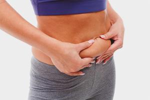 Как убрать кожу с живота после похудения