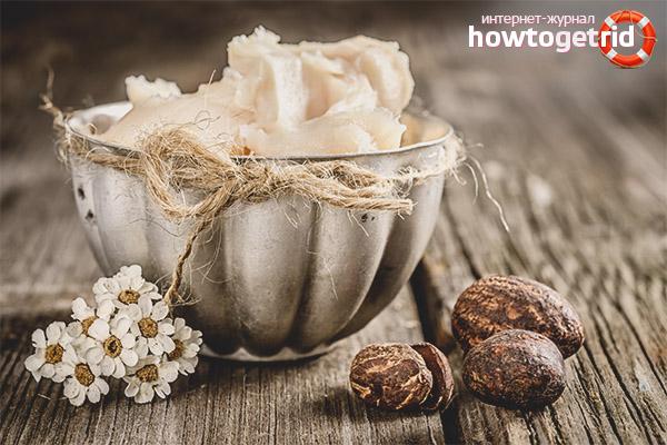 Полезные свойства и применение масла карите