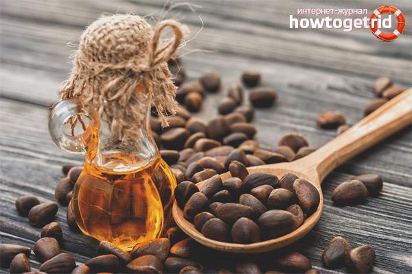 Полезные свойства и противопоказания кедрового масла