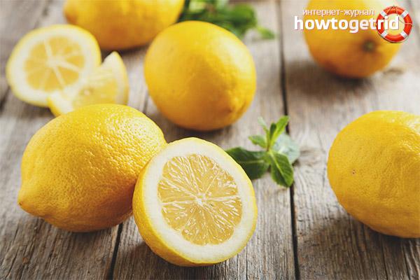 Полезные свойства и противопоказания лимона