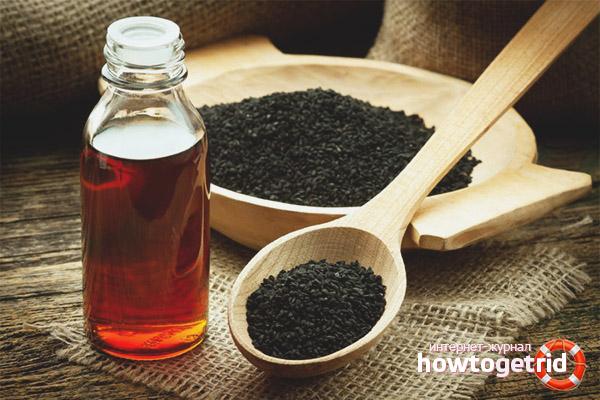 Применение масла чёрного тмина в косметологии