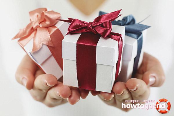Список полезных и недорогих подарков для мамы