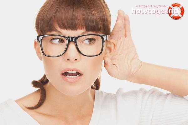 Способы улучшения слуха