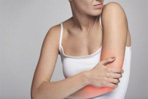 Боли в мышцах рук