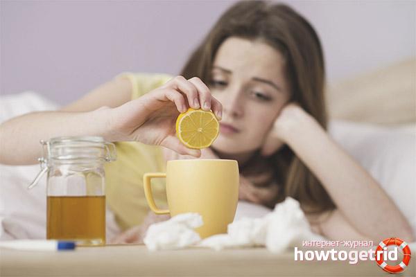 Чем можно лечить простуду кормящей маме