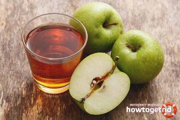 Чем полезен для беременных женщин яблочный сок