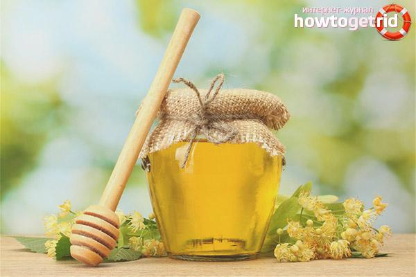 Использование липового меда в нетрадиционной медицине