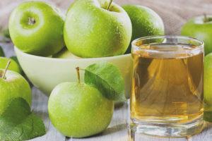 Яблочный сок при беременности