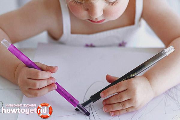 Как определить левша или правша ребенок