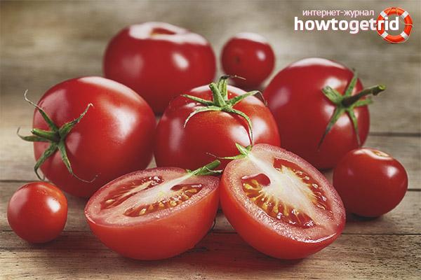 Какую пользу приносят помидоры