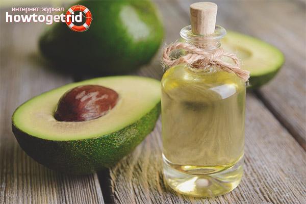 Масло авокадо при беременности
