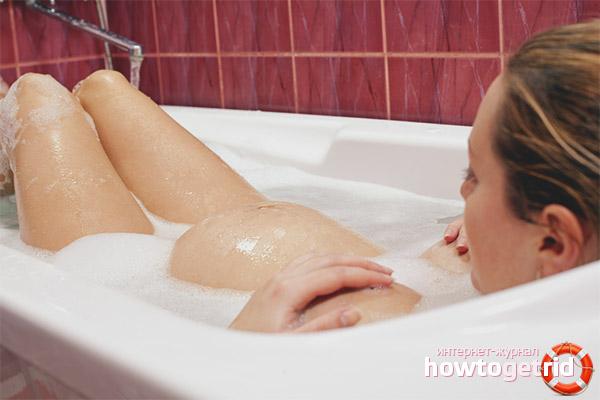 Можно ли принимать ванну во время беременности